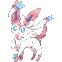 Sylveon - Images on the Bulbagarden Archives